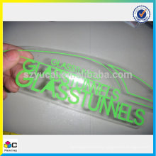 Hot sale cusotm decoration window stickers logo